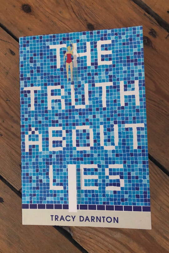 Front cover of the The Truth About Lies by Tracy Danton